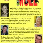 The Characters in Moll