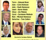 Meet the Cast of Murder at Mole End