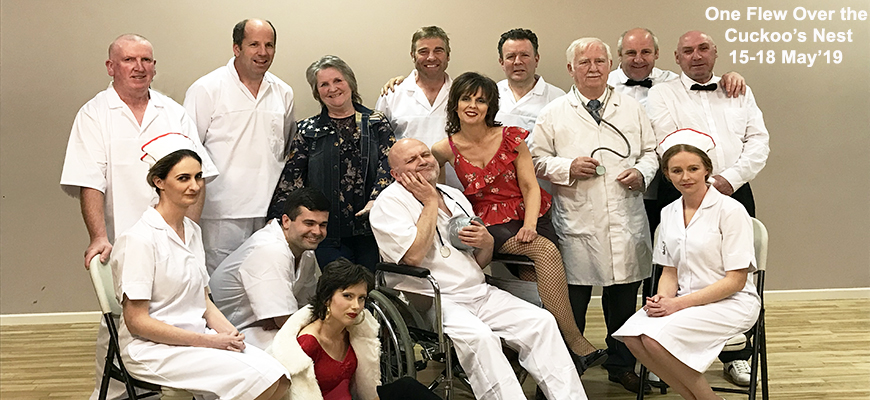 Meet the Cast of One Flew Over the Cuckoo's Nest